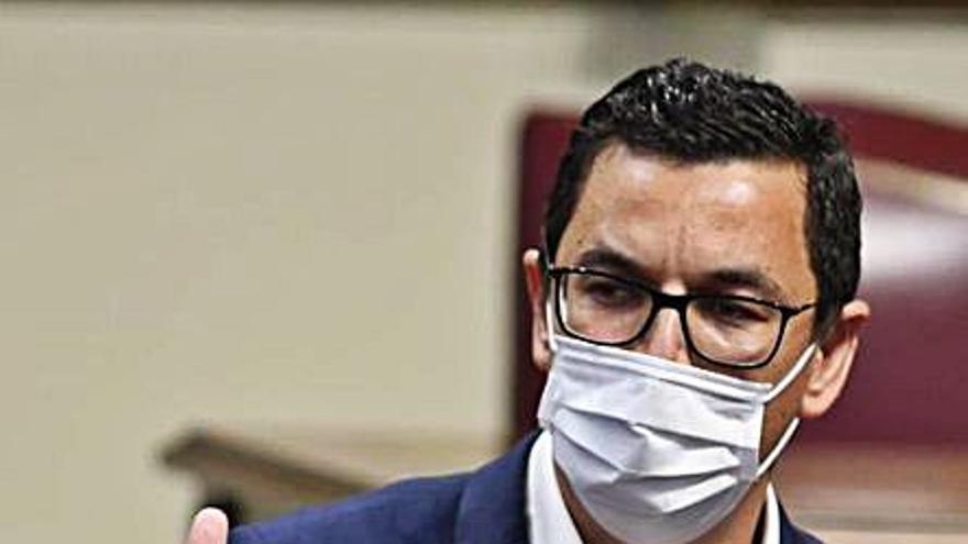 Pablo Rodríguez acusa al Gobierno de haber sustituido la política por la propaganda