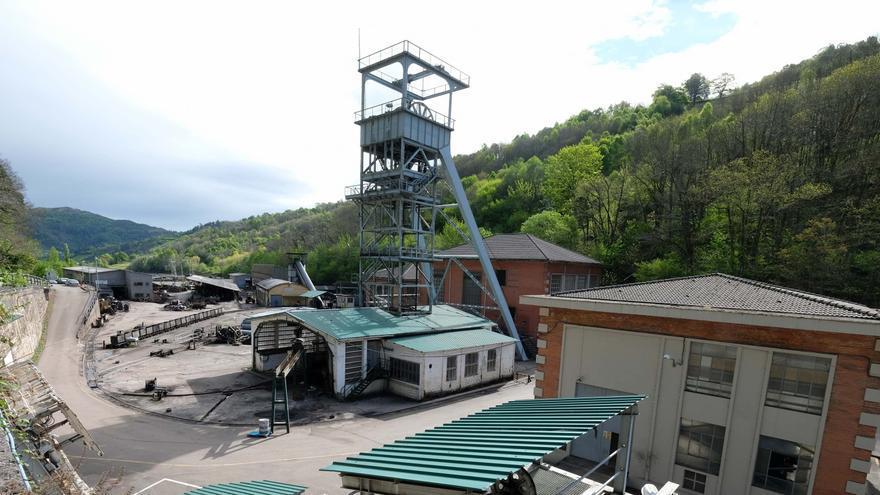 Hunosa invierte un millón de euros en Nicolasa para poder extraer carbón hasta finales de año