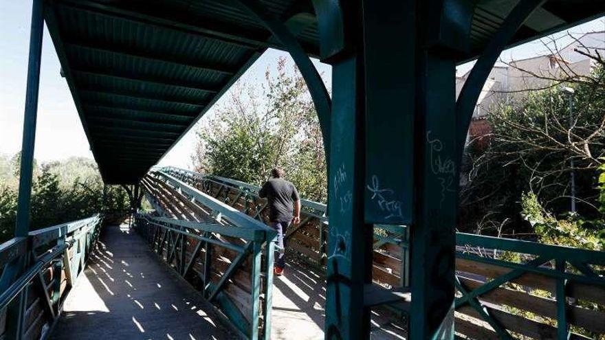 El PP de Zamora reclama una intervención en la pasarela de San Isidro
