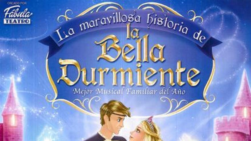 La maravillosa historia de la Bella Durmiente