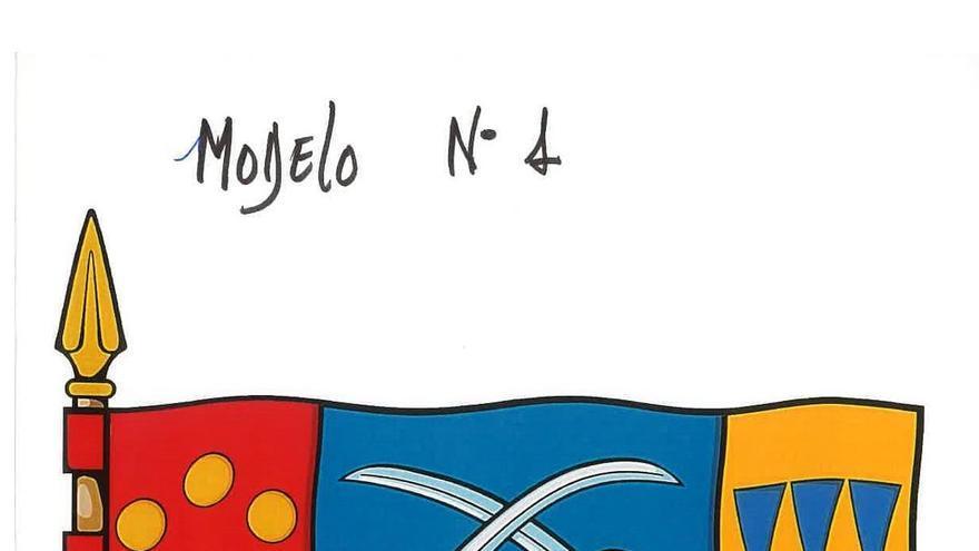 Gondomar elige su bandera oficial