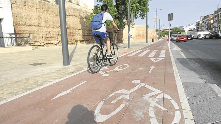 El movimiento ciudadano exige a la Junta partidas para el Marrubial, los carriles bici y el cercanías