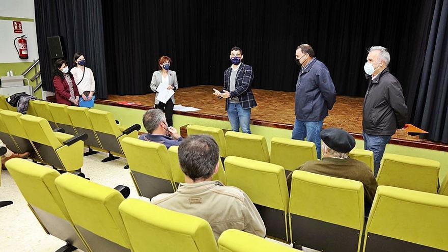 Medio Rural abre la consulta de las nuevas fincas de la concentración de Val de Camba