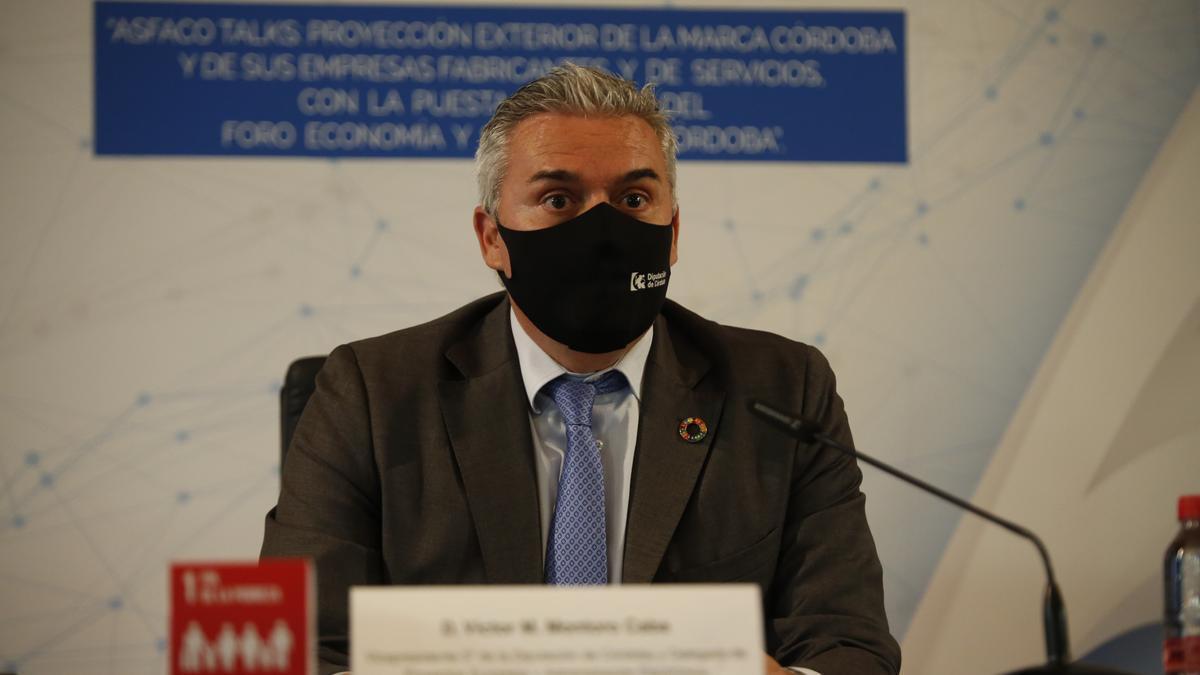 Víctor Montoro.