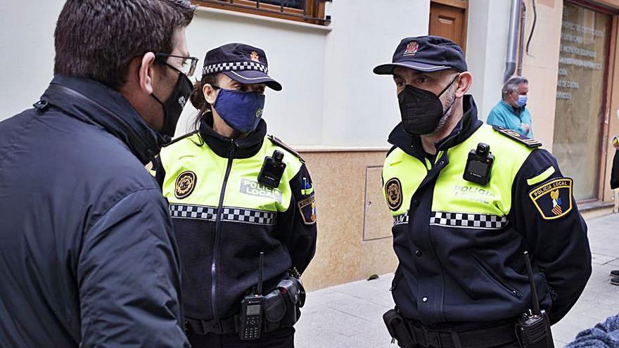 El balance de Interior sitúa a Ontinyent como la 2ª ciudad con menor tasa de delitos