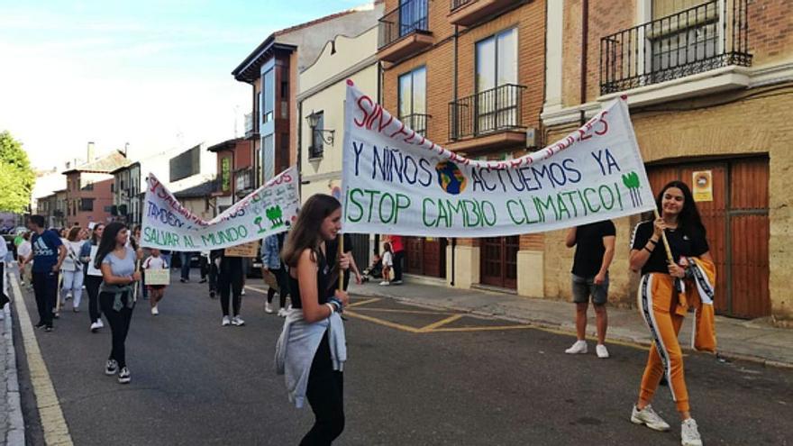 Aplazada al próximo viernes la manifestación contra el cambio climático en Toro