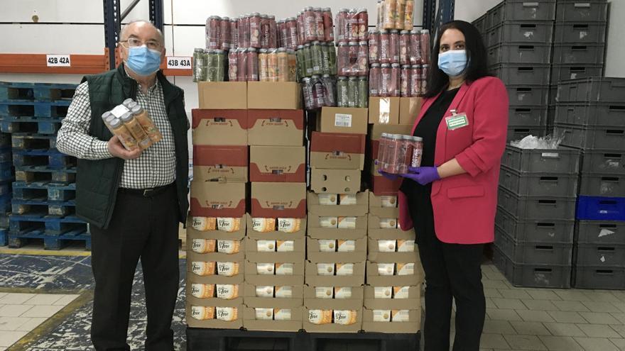 Mercadona dona 248.000 kilos de alimentos a entidades sociales