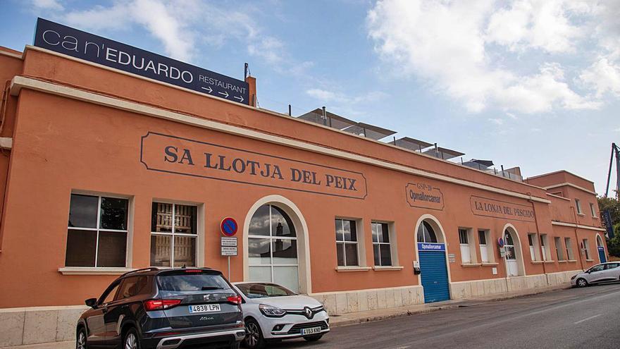 La APB saca a concurso el local del restaurante  Ca n'Eduardo en el puerto