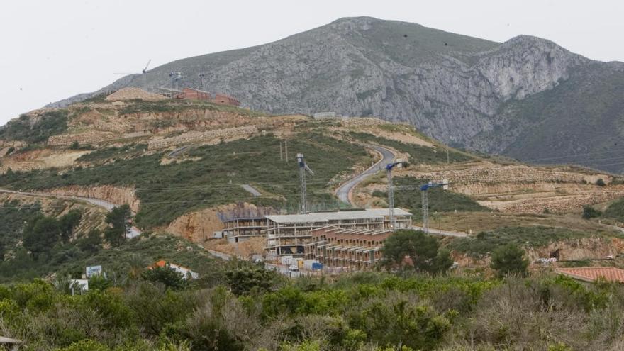 El liquidador de Martinsa vende por 14 millones una urbanización en Pego