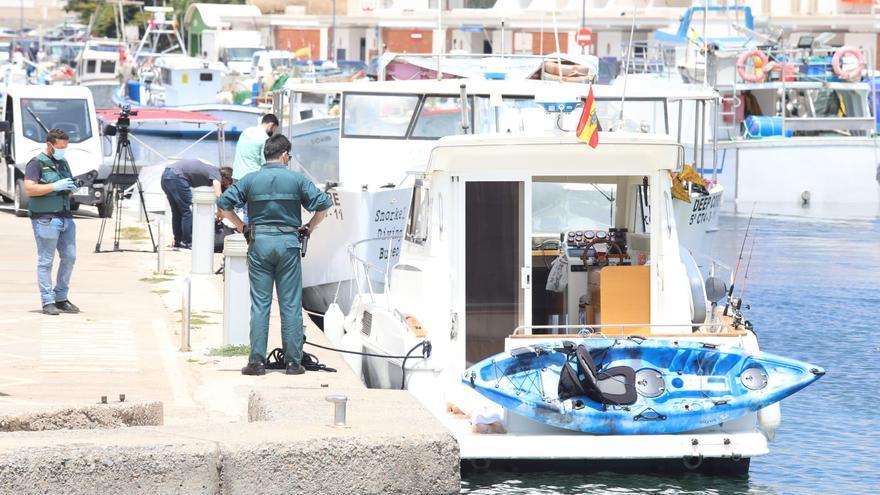 Muere tras estrellarse con su avioneta contra el mar en Cabo de Palos