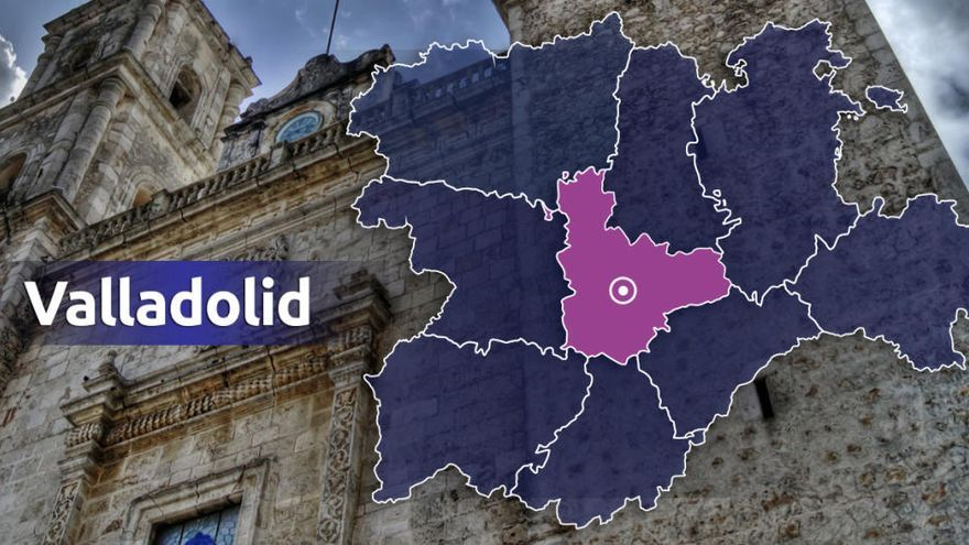 Detenidos dos menores por un incendio en Cabezón de Pisuerga (Valladolid)