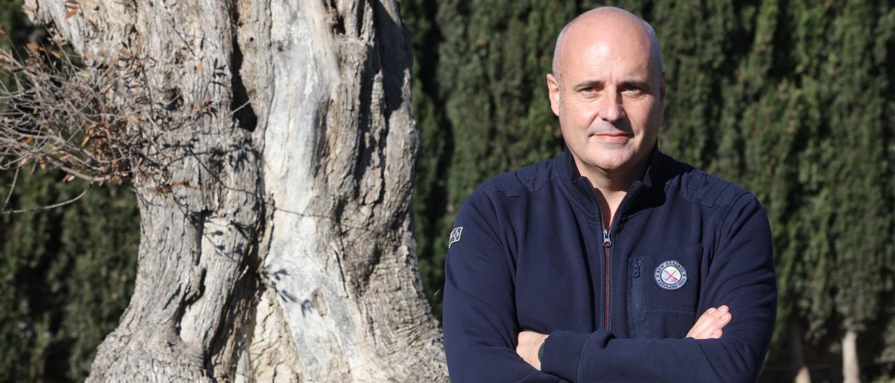 José Luís Benítez en una entrevista reciente a Diario de Ibiza.