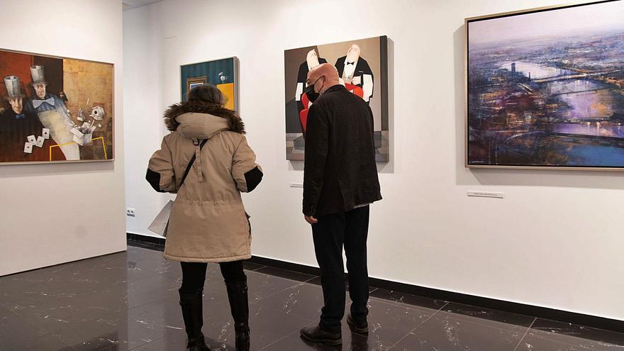 Nueva exposición en la galería de arte Espacio 36, en Zamora