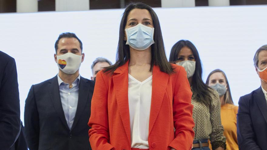 "El sector crítico de Cs tacha de ""parche"" la ejecutiva nacional de este lunes"