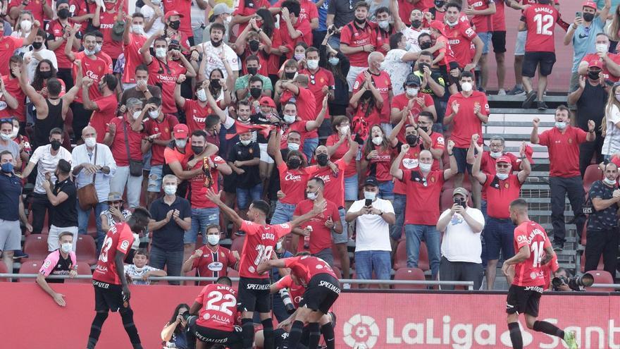 Real Mallorca holt drei Punkte gegen Levante