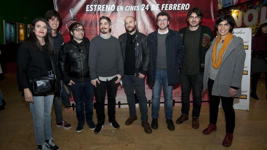 'Psiconautas' llega el viernes a 50 salas españolas