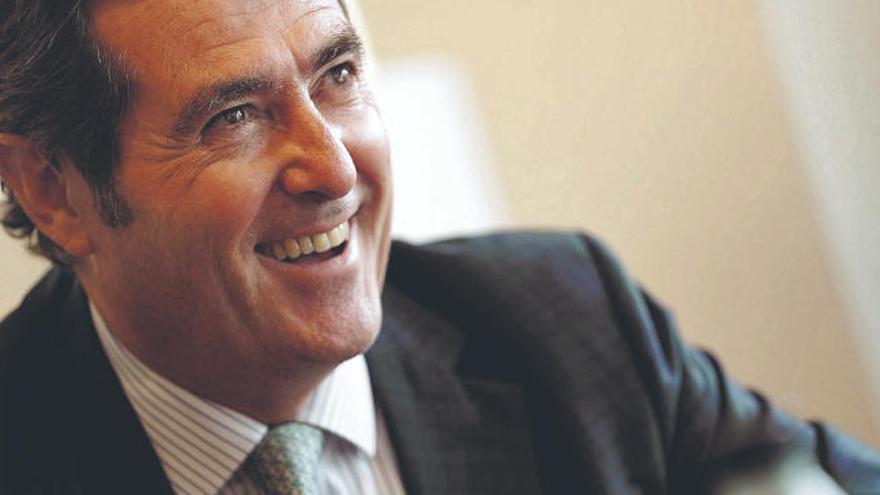 """Antonio Garamendi: """"La renovación de los ERTE no puede discriminar por sectores"""""""