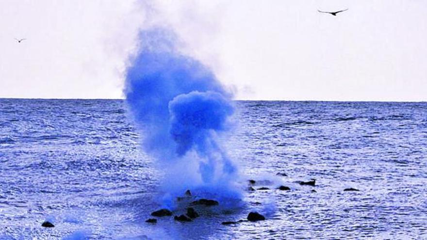 Diez años del rugido del volcán de El Hierro