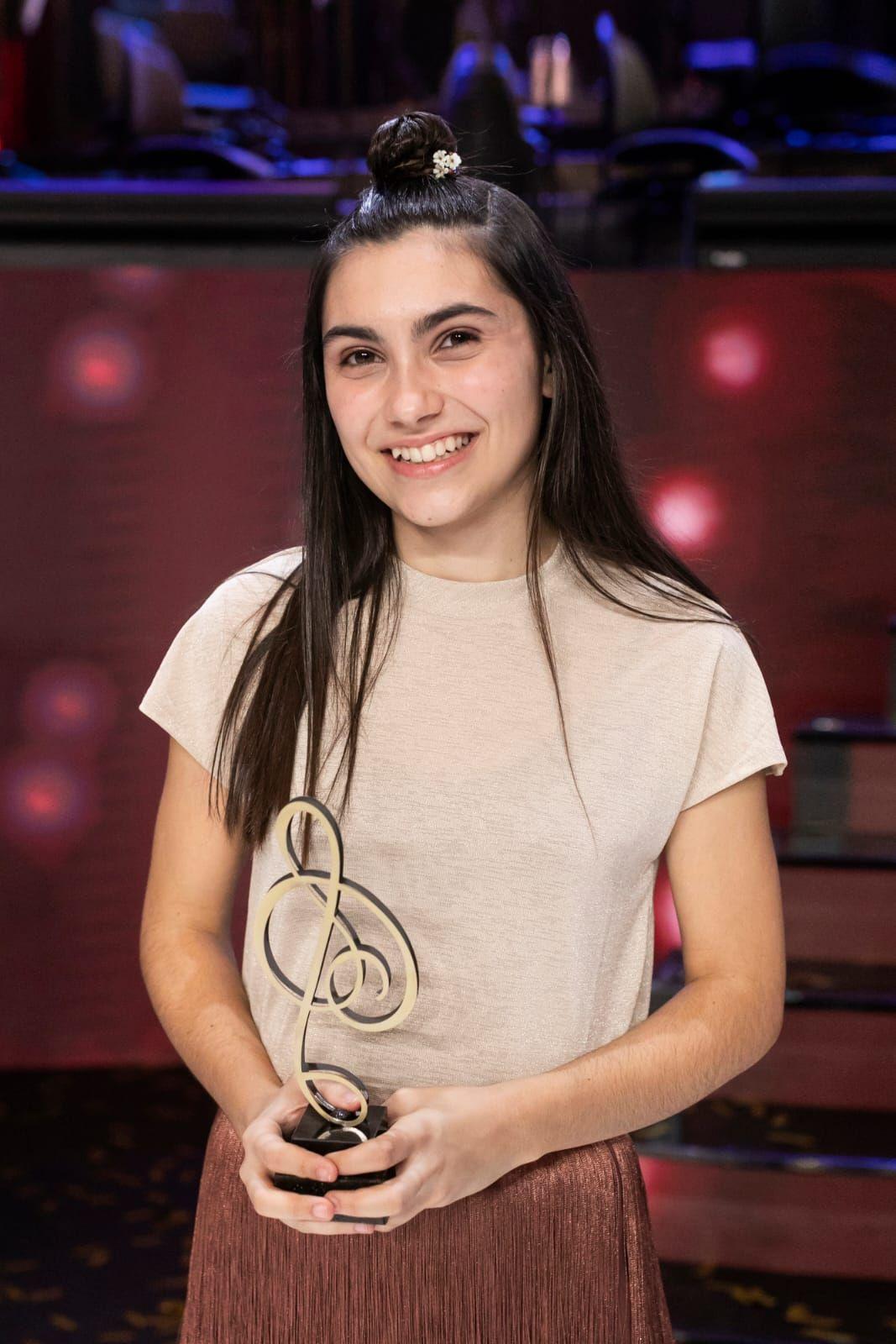 "Lorena Bonnín: ""'Prodigios' me ha hecho mejor cantante"""