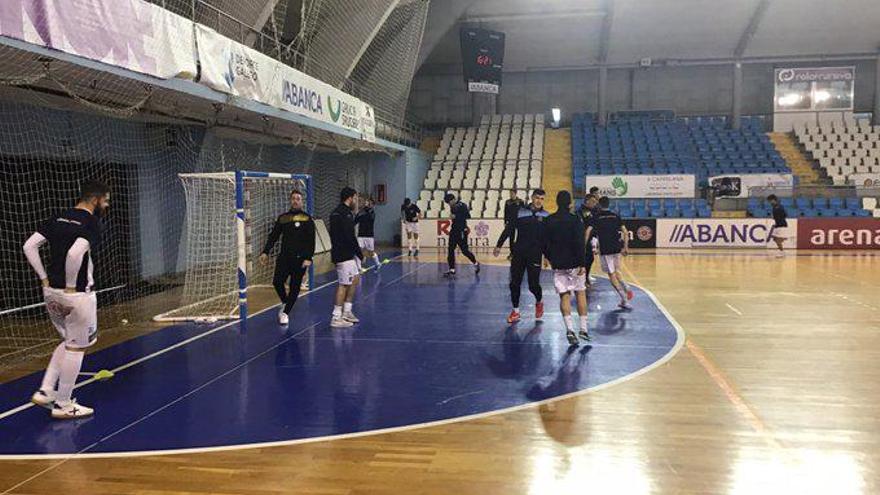 Aplazado el encuentro del Atlético Benavente en Santiago