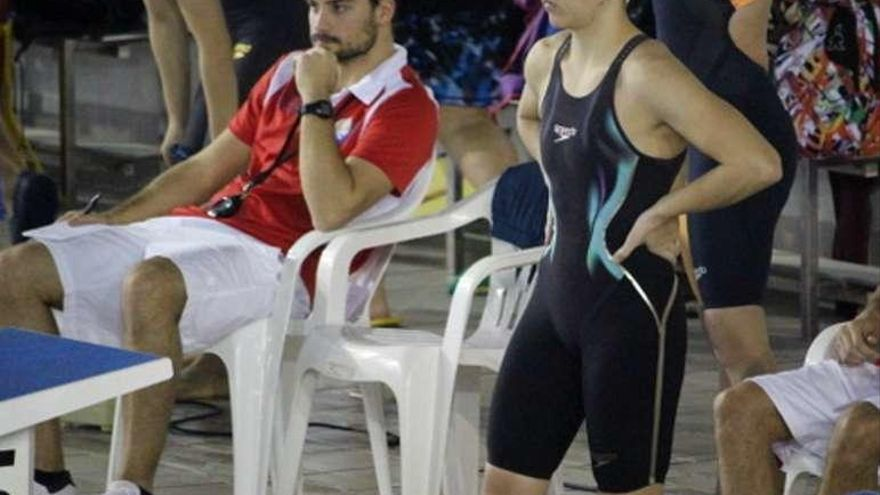 Carolina Ganado, a la Selección Española