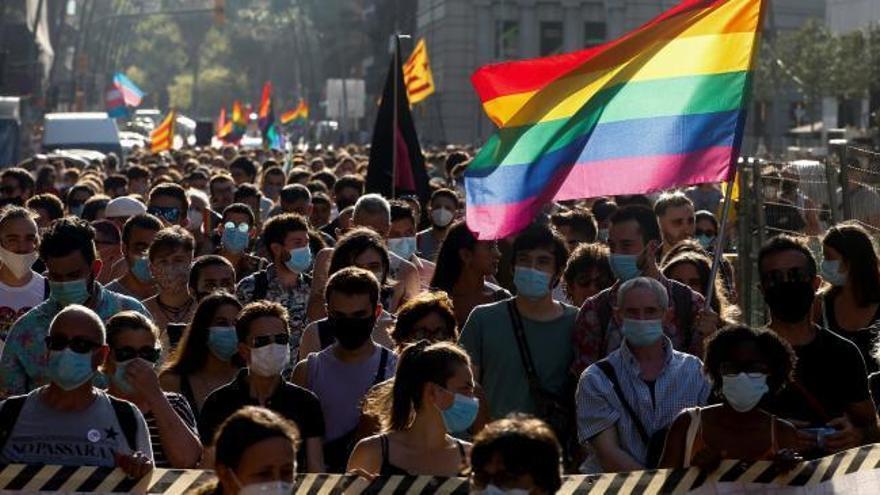 El colectivo LGTB+ lleva sus reivindicaciones a internet