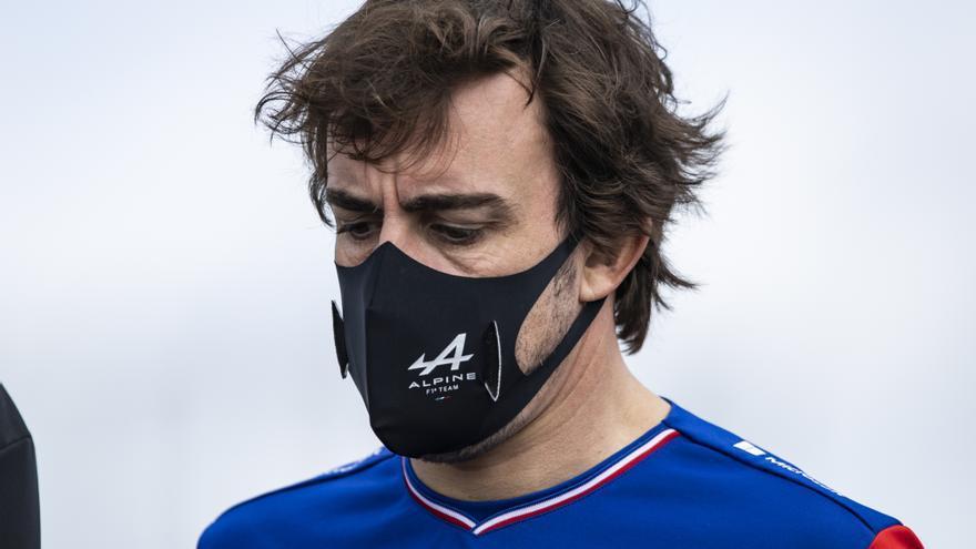 Rajada de Fernando Alonso tras el esperpento en Spa