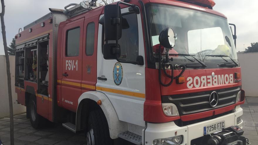Muere una octogenaria en el incendio de su vivienda en Barcelona