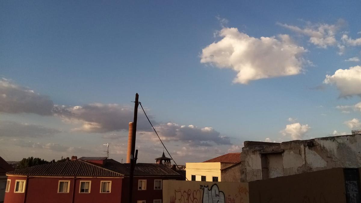 Zamora capital, esta mañana de viernes.