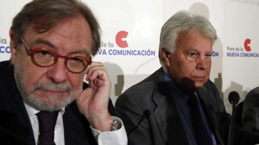 Una fundación de González y Cebrián, salpicada por los 'papeles de Panamá'