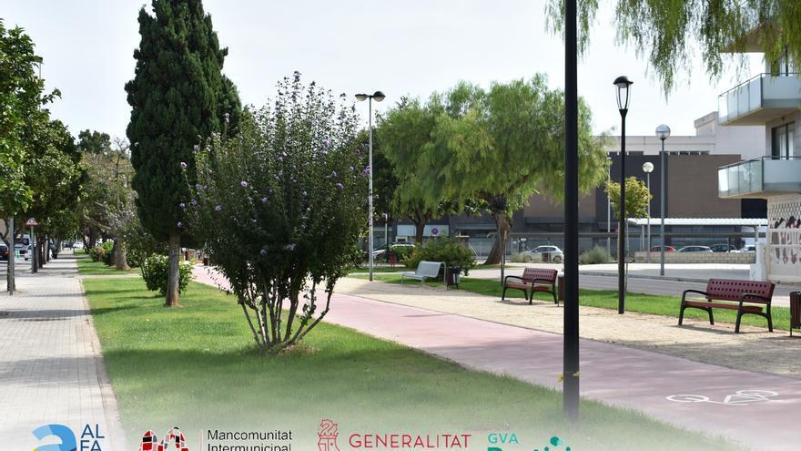 Un carril bici alrededor de l'Albufera, entre los presupuestos participativos de la Generalitat