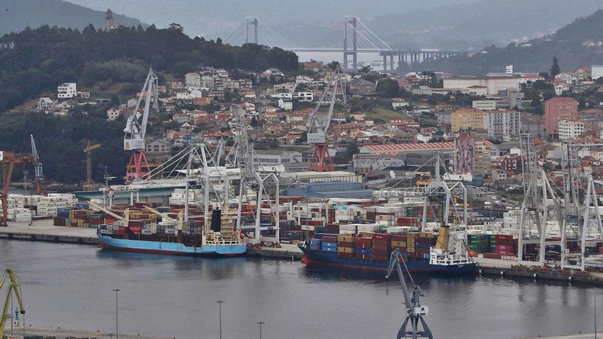 El colapso marítimo global multiplica por cinco el coste de la exportación gallega