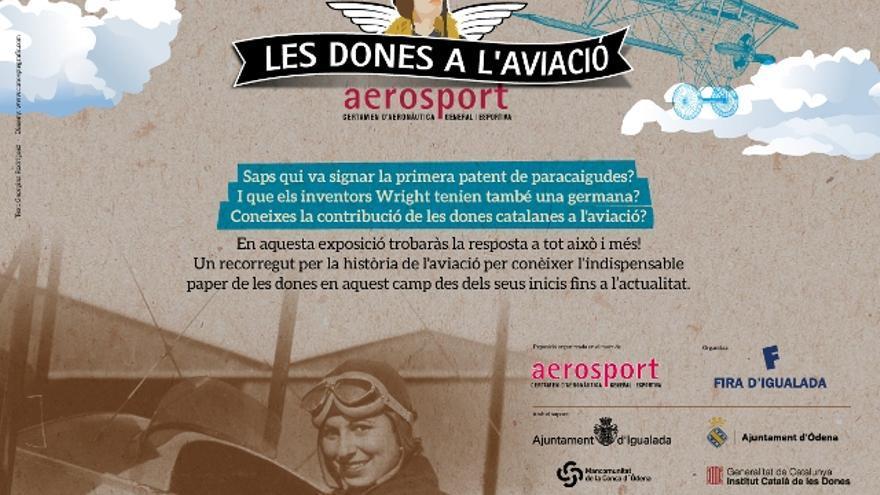 Les dones a l'aviació