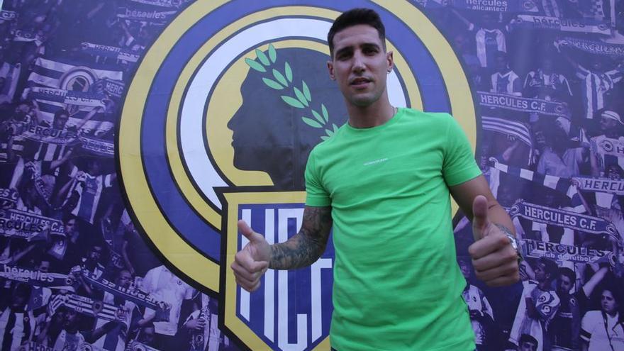 Raúl González, nuevo jugador del Hércules