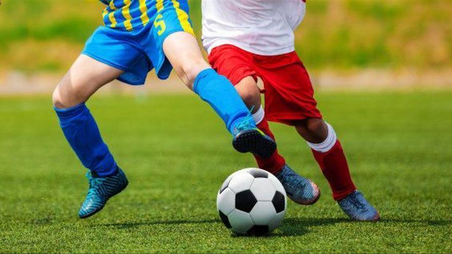 Fracturan la mandíbula a un jugador de fútbol base de Tenerife de 16 años