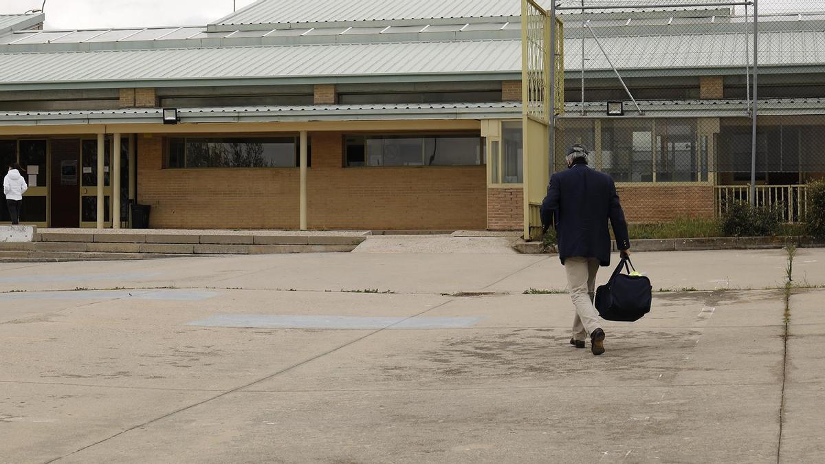 Luis Bárcenas ingresa en la cárcel de Soto del Real tras un permiso