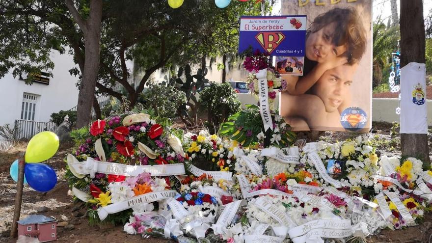 El Jardín de 'Yeray Bebé' en Parque Central