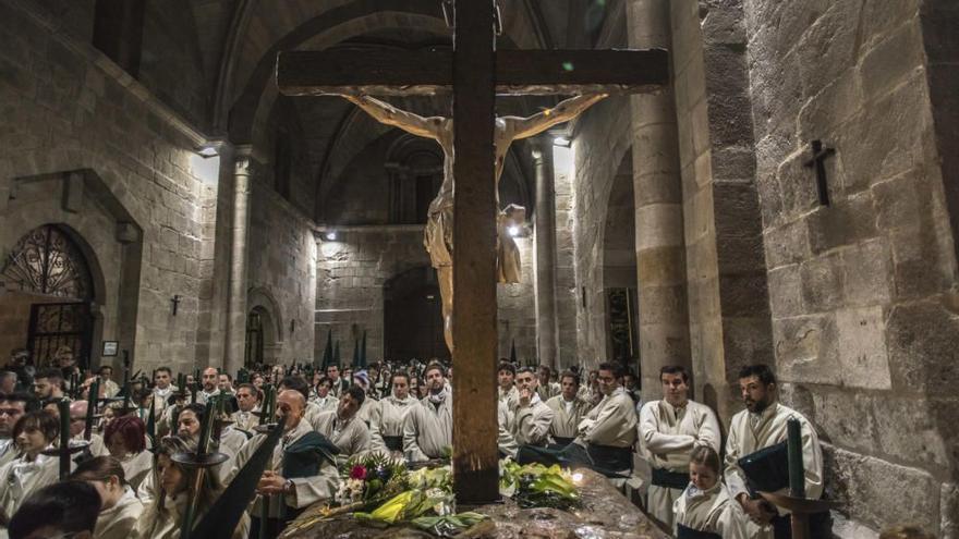VÍDEO | Revive la procesión de las Siete Palabras - Semana Santa Zamora