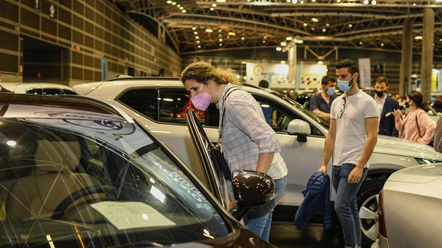 La Feria del Vehículo Selección Ocasión vive su mejor jornada