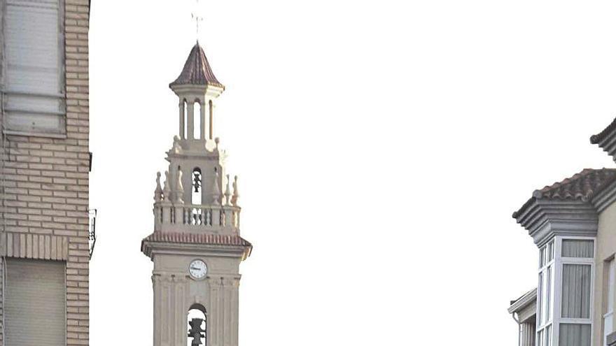 La Pobla de Vallbona decide  hoy la polémica remodelación de su avenida principal