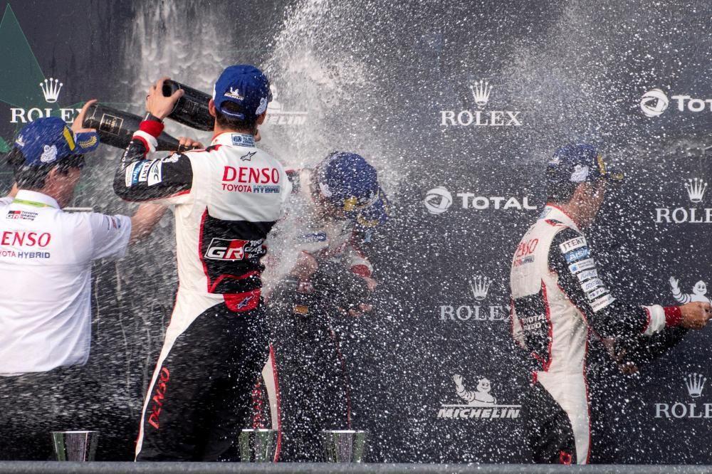Alonso gana en las 6 Horas de Spa