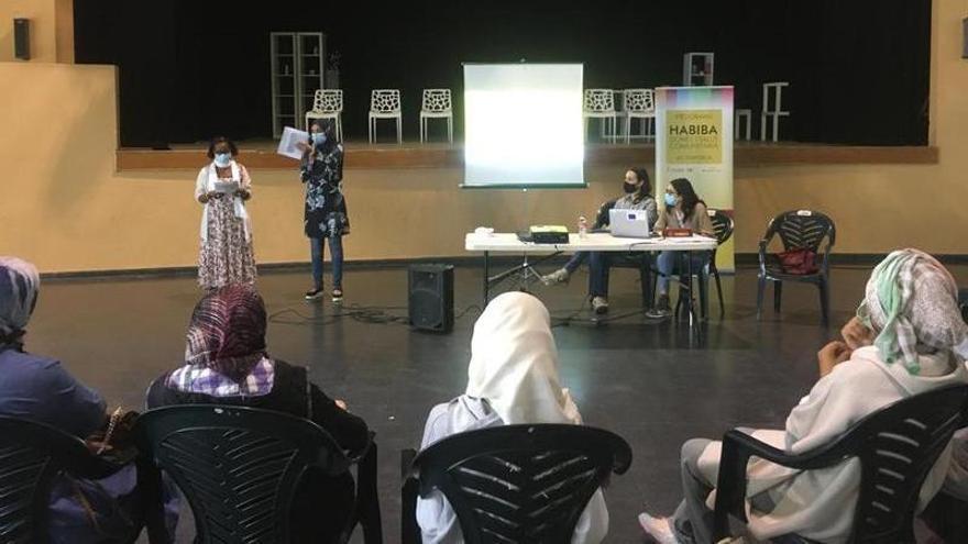 El programa Habiba organitza un taller sobre salut sexual i reproductiva a Sant Pere Pescador
