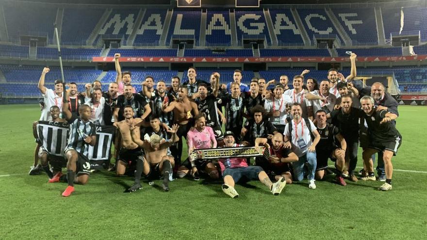 FC Cartagena: a Segunda desde el punto fatídico