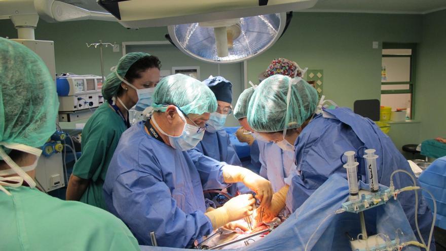 El Programa de Trasplante Hepático de La Candelaria ha realizado casi 800 intervenciones
