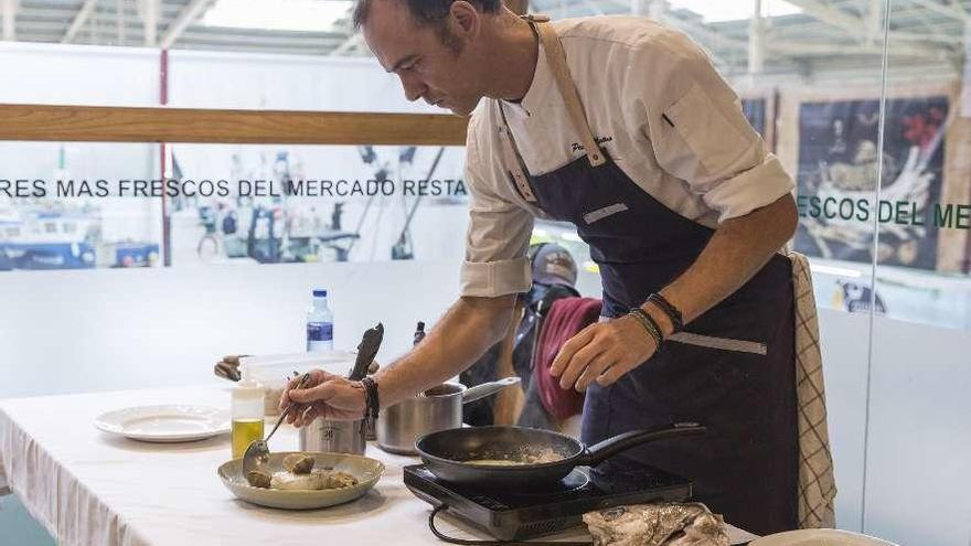 El chef Pedro Martino reabrirá en marzo su restaurante de Caces