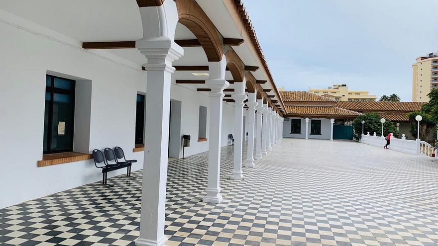 Unos 62.000 pacientes han recibido atención en las consultas externas del Hospital Marítimo de Torremolinos