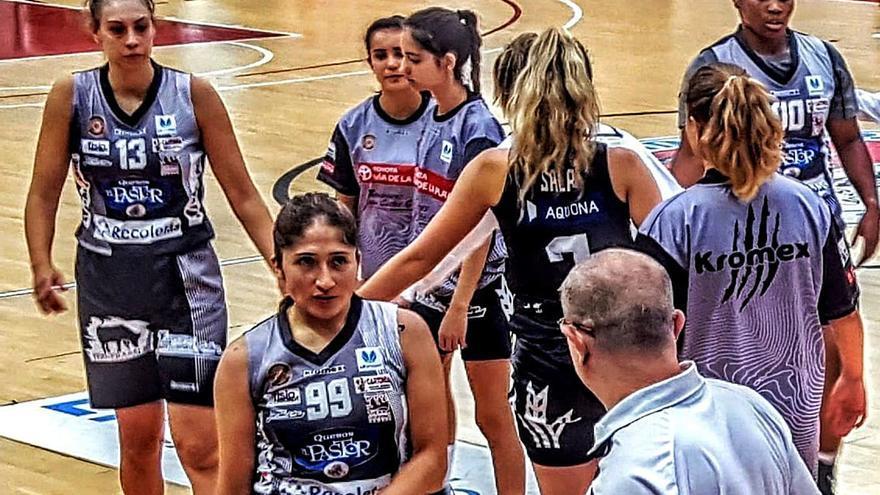 Romina Rodríguez busca minutos fuera de Zamora