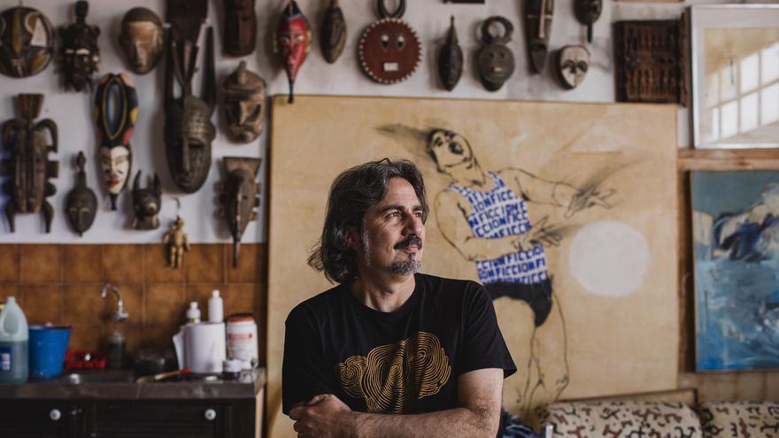 Inauguración de la muestra 'Antología mínima', un recorrido por las creaciones de Augusto Vives