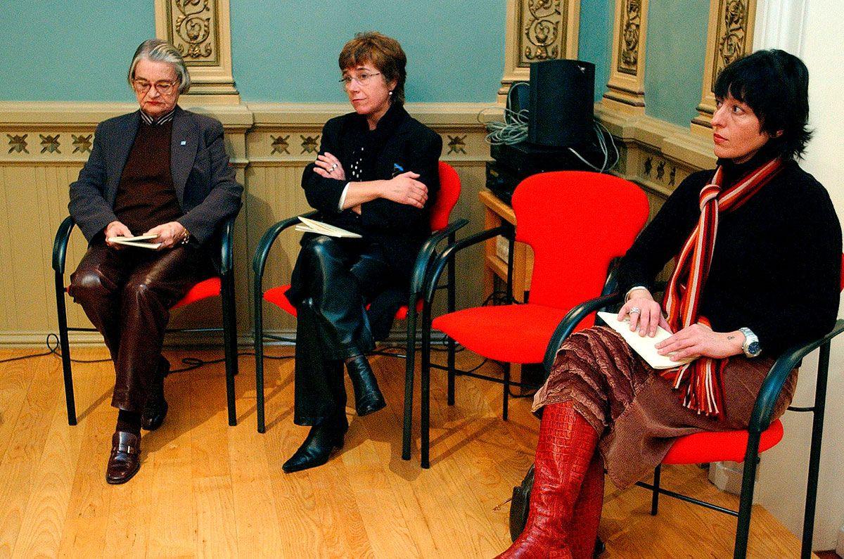 Xela Arias, nun recital en Vigo