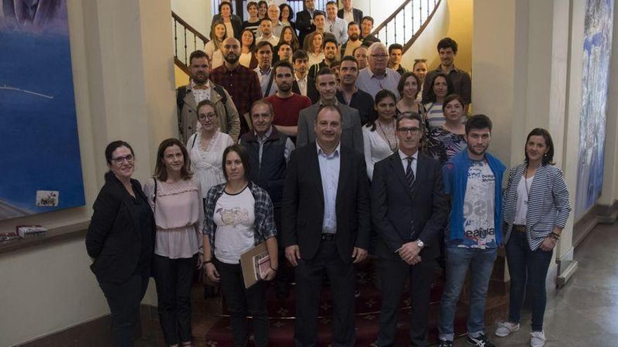 Diputación y CEEI Castellón forman a 25 nuevos empresarios
